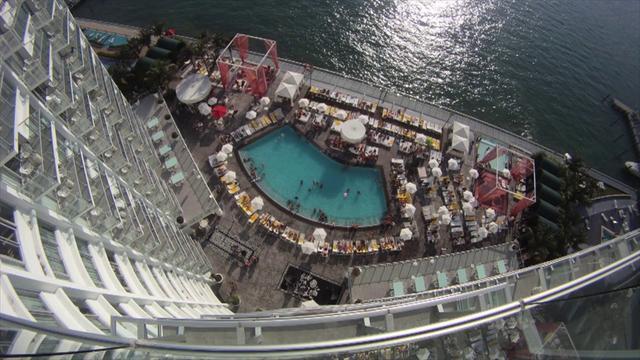 Miami South Beach Mondrian Hotel Pool On Vimeo