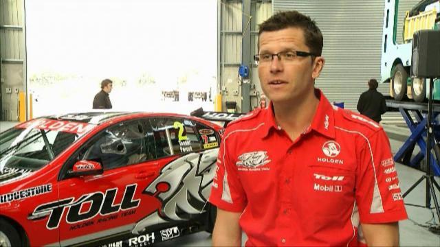 2011 Toll Holden Racing Team Endurance Line Up On Vimeo