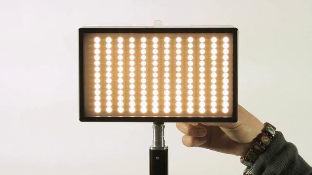 312 LED Compact Light for DSLR