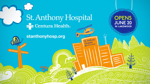 St. Anthony Central Hospital - Moving