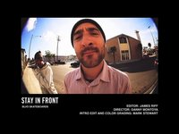 BLVD Skateboards - Stay In Front