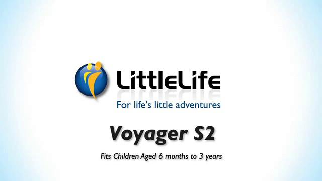 LittleLife - Child Carrier - Voyager S2