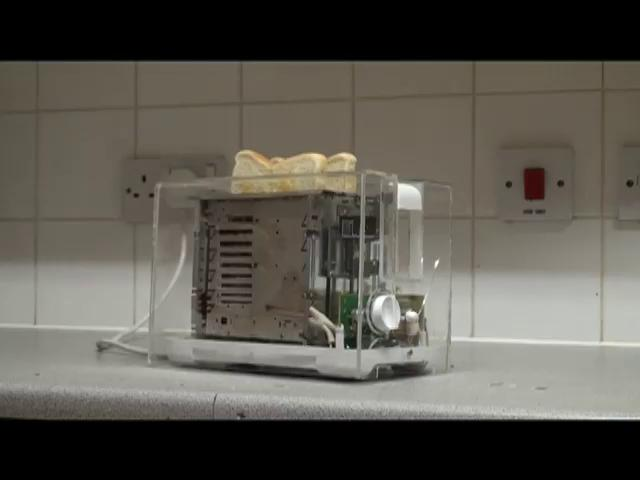 Image Result For See Through Toaster