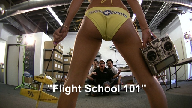 Flight School 101