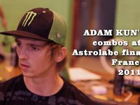 Adam Kun - Astrolabe final battle combos 2011