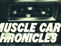Muscle Car Chronicles (Episode 9) + Hip Hop Monologues (Episode 6)