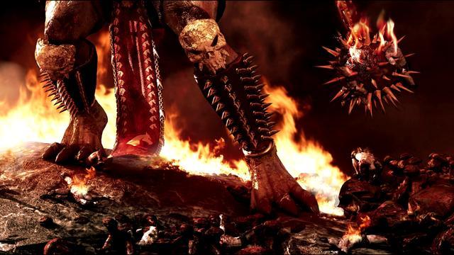 God of Revenge Animation by Rodrigo ...