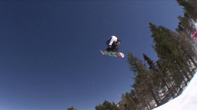 Smuki video ar snovborda un slēpošanas trikiem