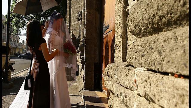 Dante & Sheilah's Wedding SDE ( Same Day Edit) Video by Wang Videography
