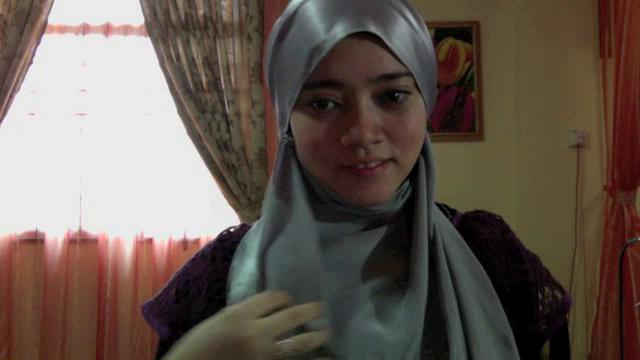 Hana Tajima Inspired Hijab Tutorial 1