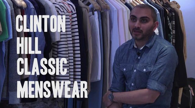 Video | Classic Menswear at New York's C'H'C'M'