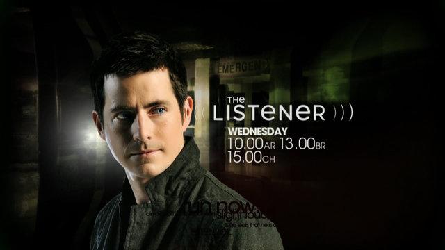 The Listener saison 2 en français