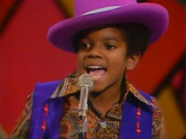 michael jackson ni  241 o prodigio tan peque  241 o fue responsable de jacksonMichael Jackson Jackson 5 Singing