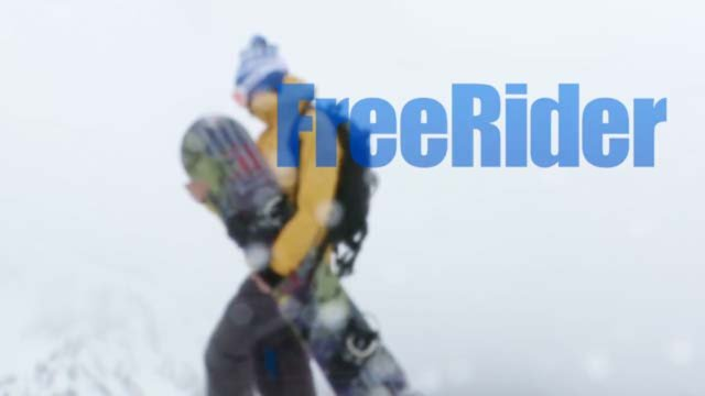 FreeRider Trailer - Featuring Kyle Miller