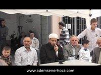Hacı Arkadaşımızın Torununun Sünnet Cemiyeti Sohbeti (15 Mayıs 2011) (Adapazarı)