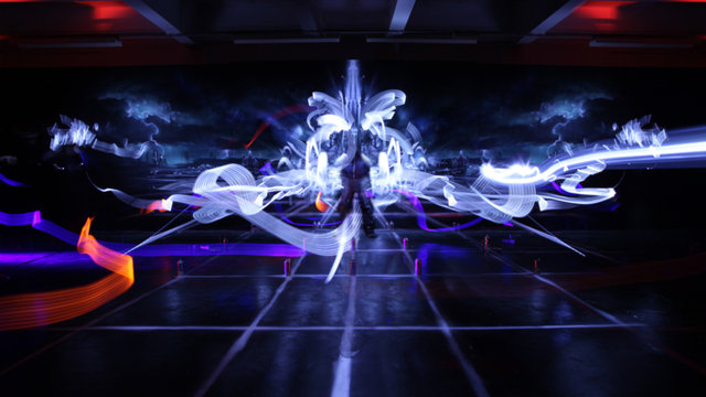 Video: Tron Legacy &#8211; Aerosol Mural