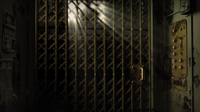 "FOX - ""THE WALKING DEAD"" - ELEVATOR"