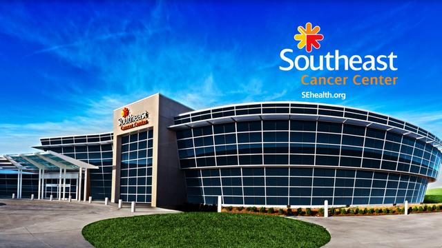SEH Cancer Center &quot;Healing Hands&quot; &amp; Built with Care&quot;