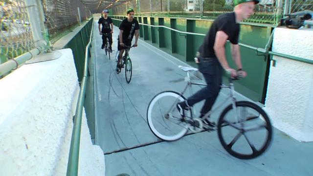 LA Rides Brakeless - To Live & Ride in L.A.
