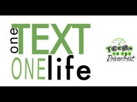 PSA - One Text, One Life (TDS)