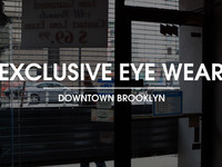 Exclusive Eye Wear - Downtown Brooklyn