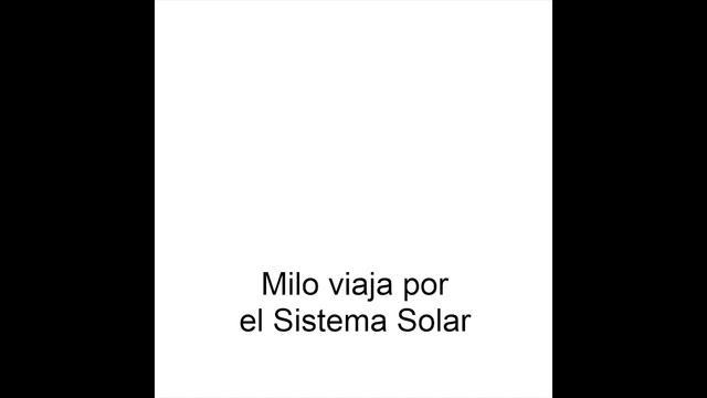 Trailer de Milo viaja por el sistema Solar