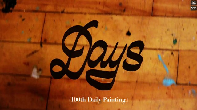 Video | DAYS by Steve Powers
