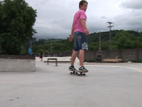 Skate park berriarekin