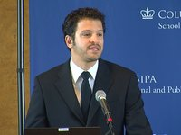 Masters in Public Administration in Environmental Science and Policy Spring 2011 Final Briefings—Asaf Selinger