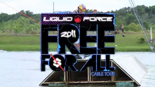 Liquid Force Free 4 All - McCormick's Cable Park