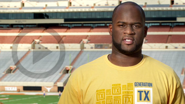 Meet NFL Quarterback Vince Young