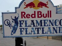 Red Bull Flamenco Flatland Qualification