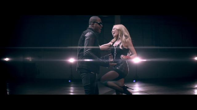 "Taio Cruz & Kylie Minogue ""Higher"""