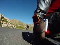 Freeride col de la bonette 2010 - open road