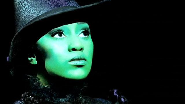 Wicked Musical Elphaba Makeup Elphaba Makeup Wicked Elphaba