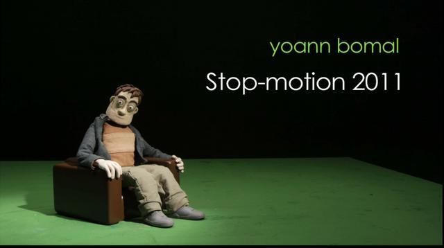Demoreel StopMotion 2011