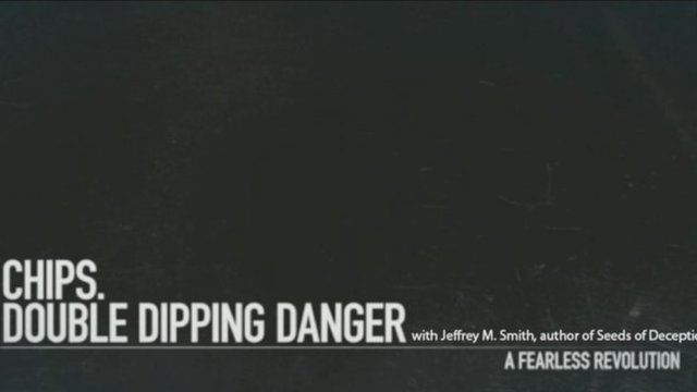 DOUBLE DIPPING DANGER