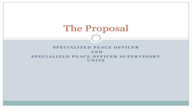 what is a proposal outline of a research paper