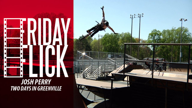 Josh Perry Two Days in Greenville