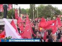CHP Zeytinburnu'nda Gövde Gösterisi yaptı-1