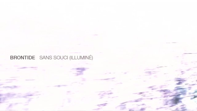Sans Souci (Illuminé) (full length)