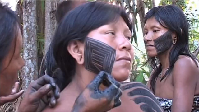 Amazon Tribes of the Xingu