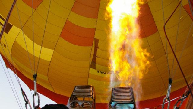 ITV & The Great Australian Balloon Adventure