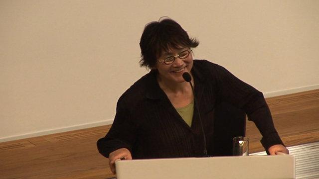 Henry Cole lecture 2009: Professor Hongnam Kim