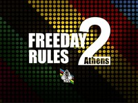 FREEDAY RULES 2 Athens