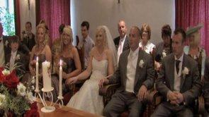 Beispiel: Hochzeit in Zell am See, Video: Wedding Hotel Heitzmann.