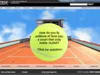 IBM Grandslam 2008 - Website