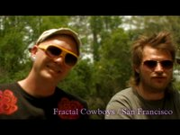 Fractal Cowboys Exclusive interview Discussing evolution of psychedelic trance music