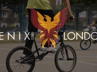 A Tape - Fenix Bikes - London/2011 - Viki Gomez & Phil Dolan Flatland Session