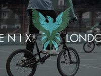 B Tape - Fenix Bikes - London/2011 - Viki Gomez & Phil Dolan Flatland Session